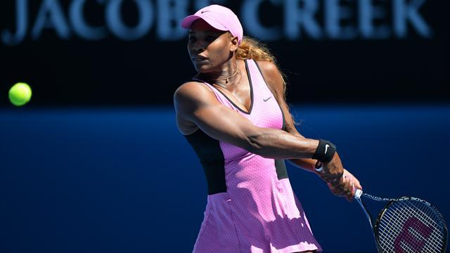 Australian Open - Serena through after easy win over Hantuchova