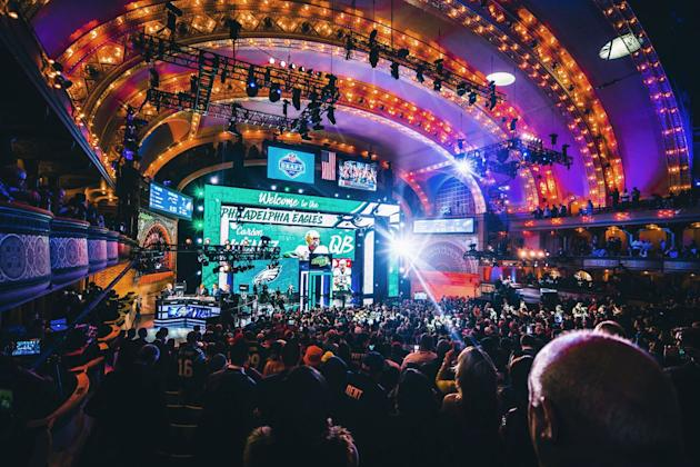 NFL Draft 2016: Time and TV schedule for Rounds 4-7