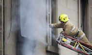 Five Rescued From Fire In Edinburgh Flat