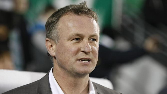 Michael O'Neill knows Northern Ireland face an uphill struggle for World Cup qualification