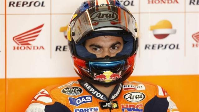 Motorcycling - Pedrosa should be fit for Laguna Seca