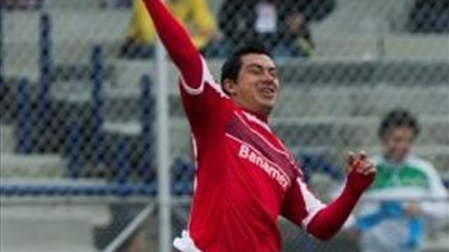 World Football - Toluca past Chivas into semi-finals