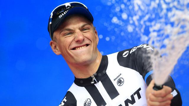 Giro d'Italia - Birthday boy Kittel doubles up in Dublin