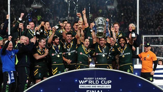 Rugby League - Australia and New Zealand to host 2017 World Cup