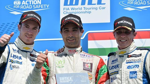WTCC - Bennani pleased with Hungary showing