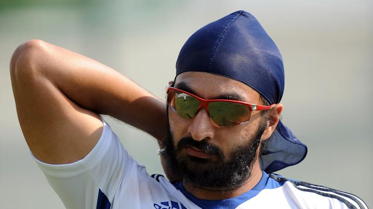 Monty Panesar could be set for an England recall on Friday