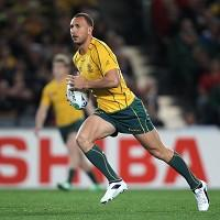 Quade Cooper is in line for an Australia call-up