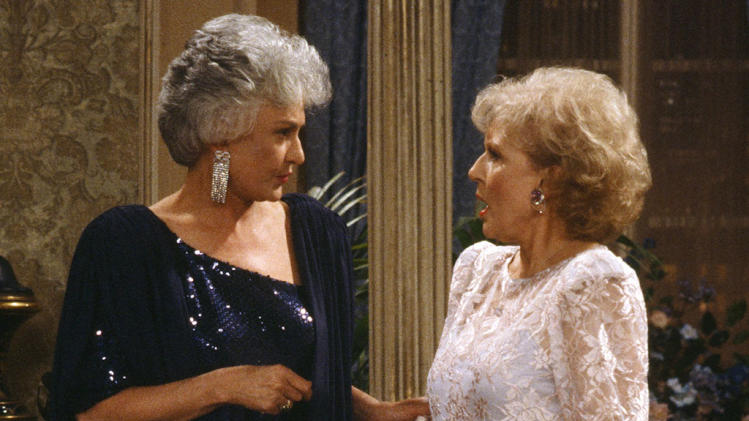 Betty White vs. Bea Arthur
