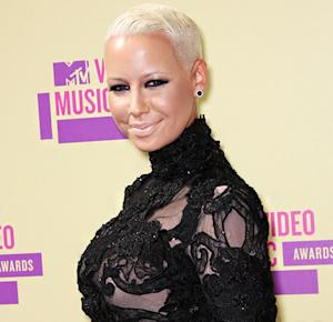 "Amber Rose: Breastfeeding ""Kinda Hurts,"" But Is ""So Worth It"""