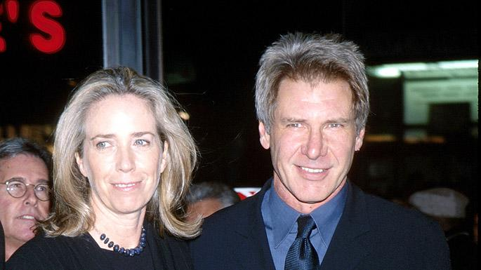 Melissa Mathison, Harrison Ford