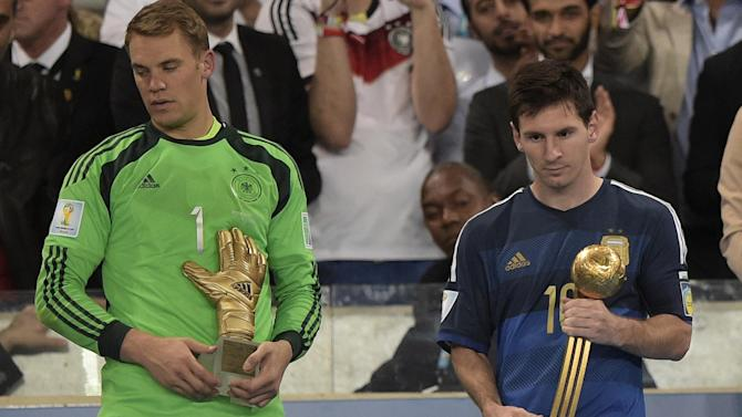Champions League - Manuel Neuer: I'll show Lionel Messi who's boss, again
