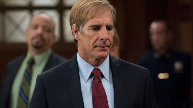 "Scott Bakula - ""Law & Order: SVU"""