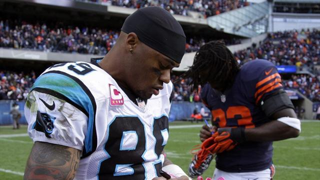 American Football - Panthers' Smith says should be okay for Sunday