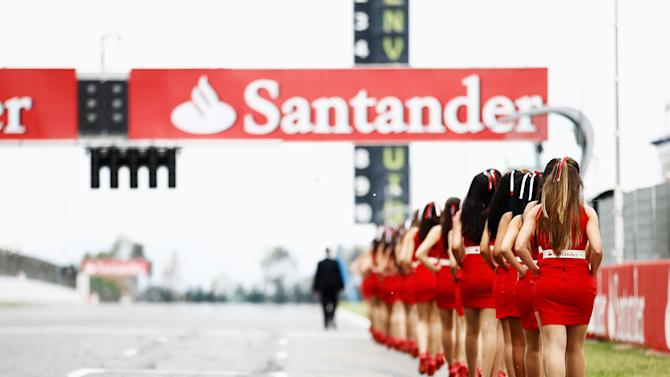 Spanish F1 Grand Prix - Race