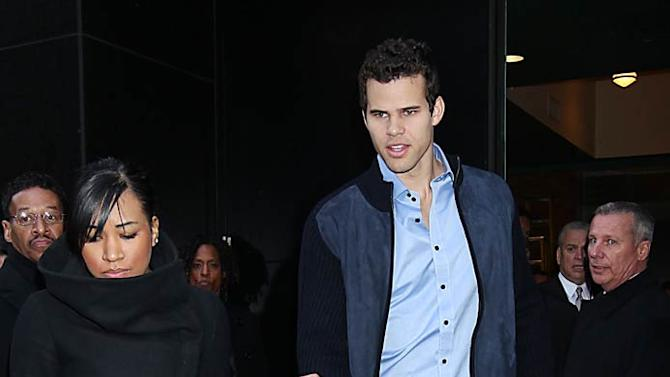 Kris Humphries Good Morning America