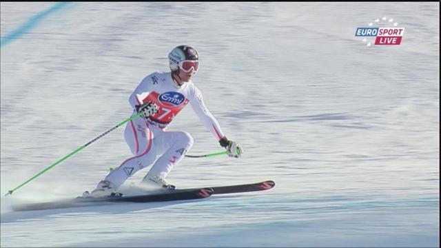 Alpine Skiing - Reichelt and Paris share Bormio victory