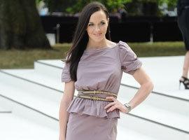 Strictly Come Fashion! Victoria Pendleton Swaps Show Rehearsals For LFW