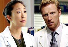 Sandra Oh, Kevin McKidd | Photo Credits: Ron Tom/ABC; Danny Feld/ABC