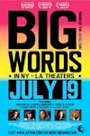 Poster of Big Words