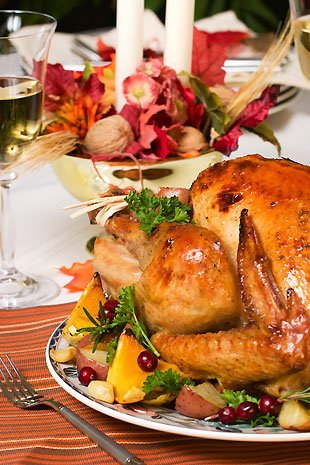 Avoid common turkey-cooking mistakes this holiday. (Thinkstock)