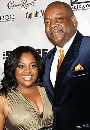 The View's Sherri Shepherd Weds Lamar Sally!