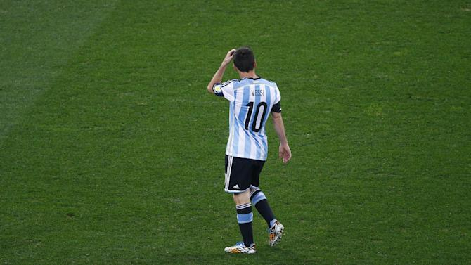 World Cup - Lineker: Something's not right with Messi