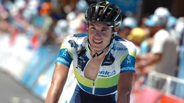 Cycling - Impey wins at País Vasco as Orica-GreenEdge double up