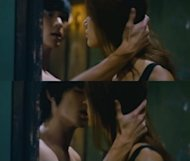 'Thieves' Hot and tough kiss of Kim Soohyun and Jun Jihyun