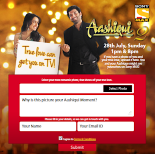 SET Max Goes Social For Aashiqui 2 World Television Premiere image Aashiqui2 moments