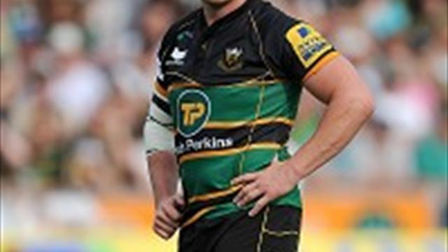 Rugby - Hartley hit with two-week ban