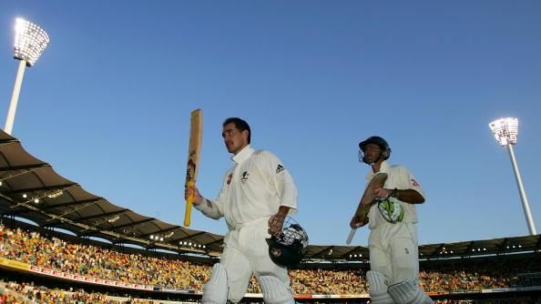 First Test - Australia v England: Day Three