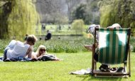 Weather: Britain Set For Hottest Day Of Year