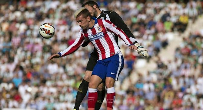 Video: Cordoba vs Atletico Madrid