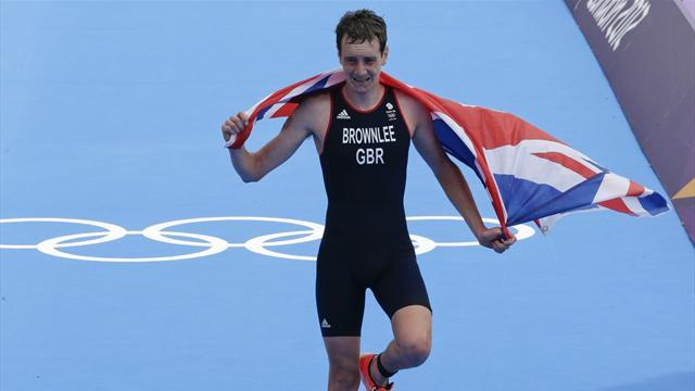 Triathlon - Brownlee back in London and looking for winning feeling