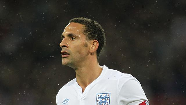 Football - Ferdinand earns England recall