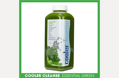 Cooler Cleanse, Essential Green
