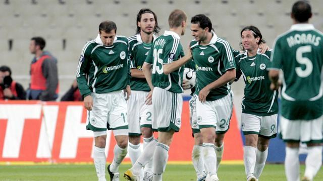 Europa League - UEFA reject Panathinaikos licence application