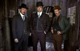 BBC One/BBC America Crime Series 'Ripper Street' Gets Second Season Order