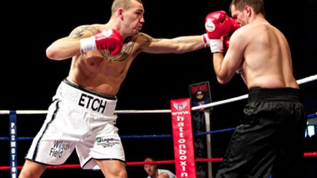 Boxing - Adam Etches itches for title shot