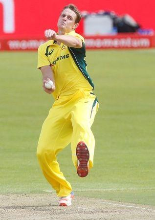 Cricket - Australia v South Africa - Fifth ODI cricket match