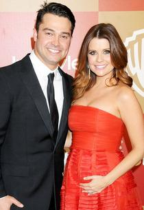 Nick Swisher and JoAnna Garcia Swisher | Photo Credits: Gregg De Guire/WireImage