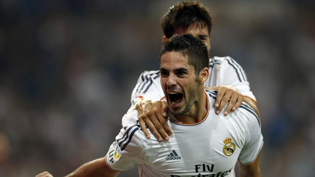 Liga - Isco: My first headed goal
