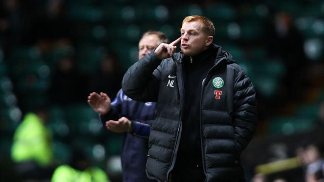 Football - Much-changed Celtic delight Lennon