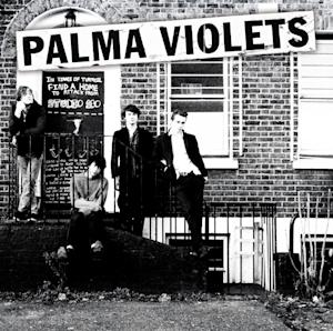 "This CD cover image released by Rough Trade shows ""180,"" by Palma Violets. (AP Photo/Rough Trade)"