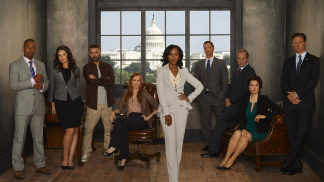 """Most Underrated TV Shows of the Year: """"Scandal"""""""