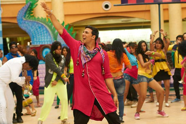 Movie stills: Khiladi 786