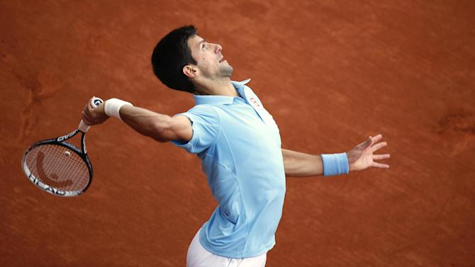 French Open - Order of play at Roland Garros on Tuesday
