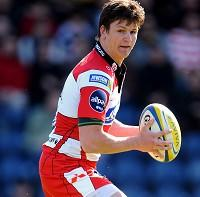 Freddie Burns kicked 11 points for Gloucester