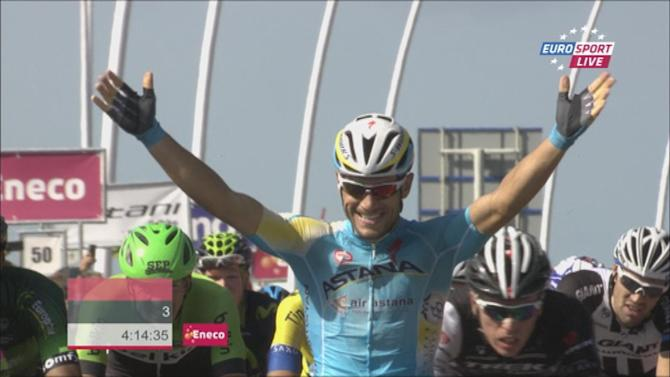 Eneco Tour - Guardini wins ENECO Tour stage 1