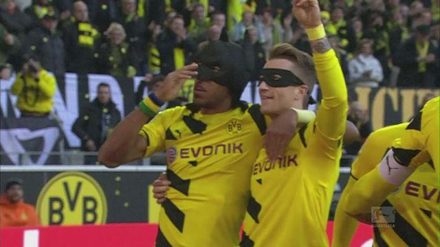 Wins for Dortmund and Bayer